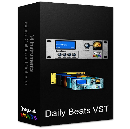 Daily Beats VST