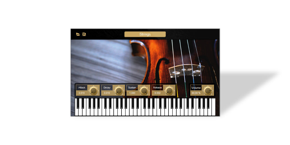 DailyBeatsVI Strings