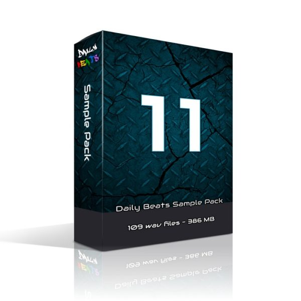 Daily Beats Sample Pack Volume 11
