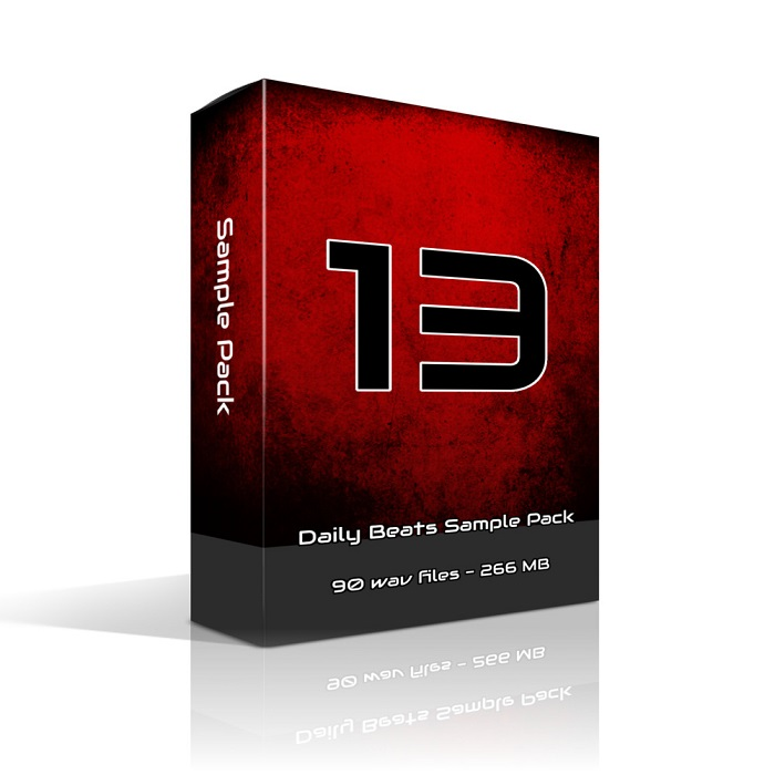 Daily Beats Sample Pack Volume 13