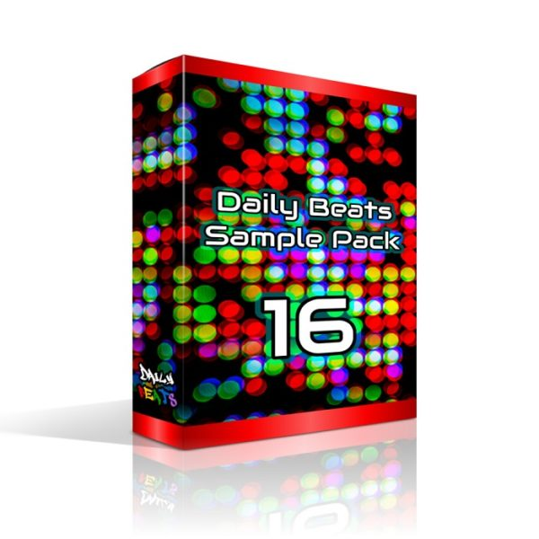 Daily Beats Sample Pack Volume 16