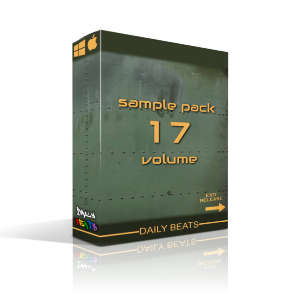 Daily Beats Sample Pack Volume 17