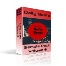 Daily Beats Sample Pack Volume 6