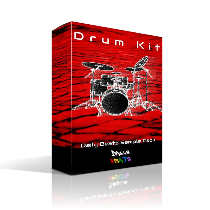 Daily Beats Drum Kit