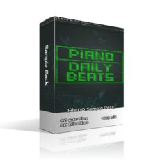 Daily Beats Piano Sample Pack