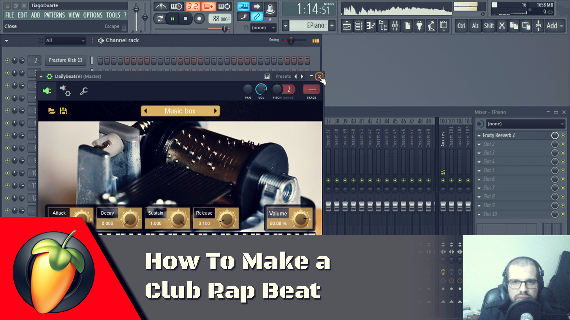 Club Rap Beat