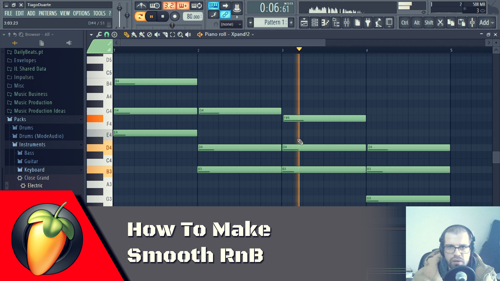 How To Make Smooth RnB