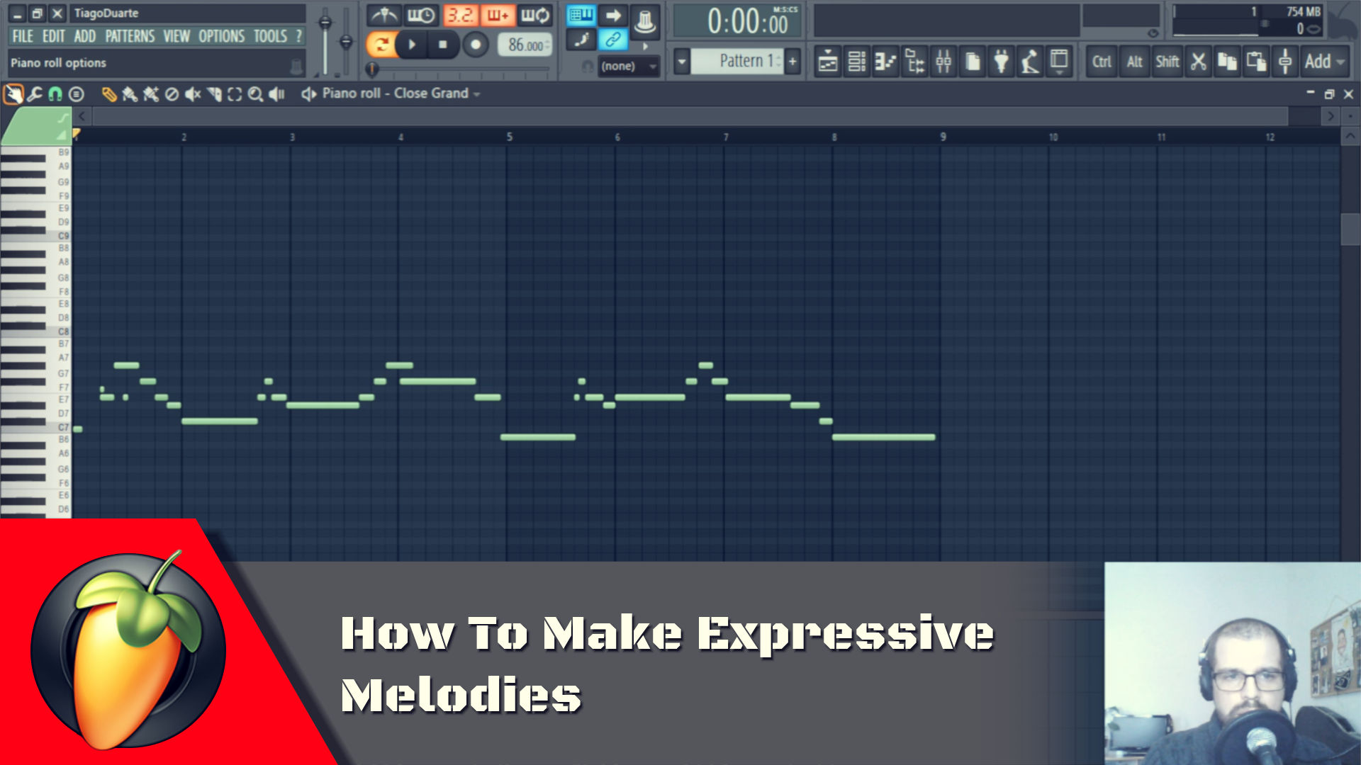 138 - How To Make Expressive Melodies thumbnail