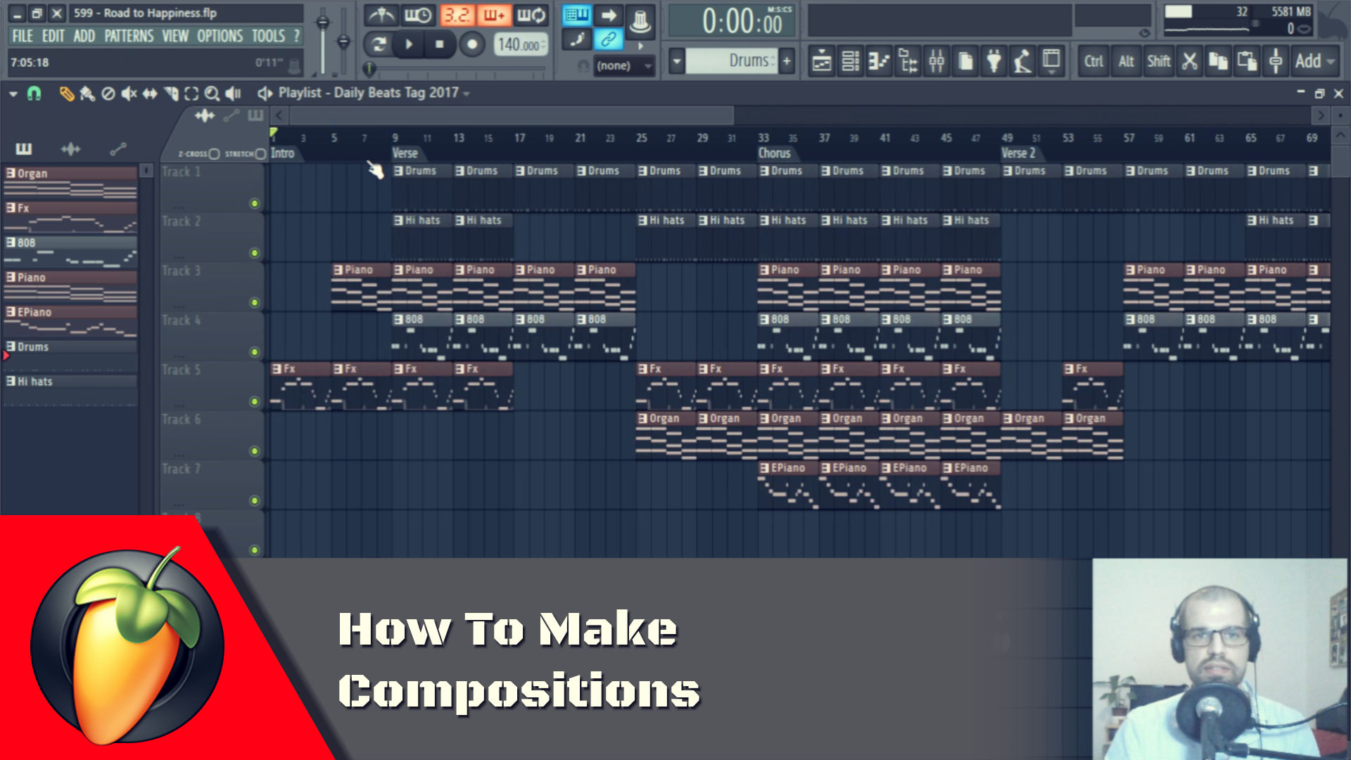 How To Make Compositions
