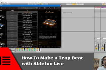 How to make a Trap Beat with Ableton