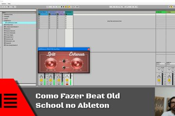 Como Fazer Beat Old School no Ableton