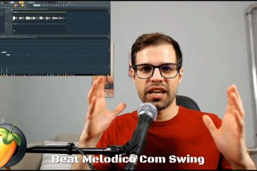 Beat Melodico Com Swing