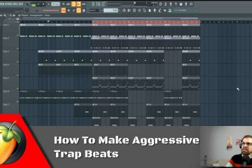 How To Make Aggressive Trap Beats