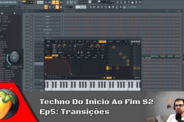 Techno Do Inicio Ao Fim S2 - Ep5