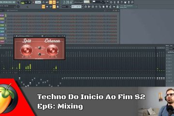 Techno Do Inicio Ao Fim S2 - Ep6: Mixing
