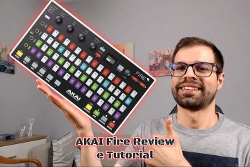 Akai Fire Review e Tutorial