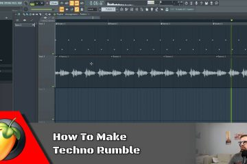 How To Make Techno Rumble