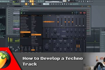 How to Develop a Techno Track