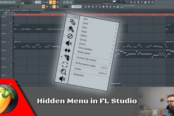 Hidden Menu In FL Studio