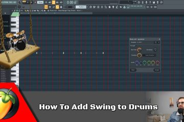 How To Add Swing To Drums