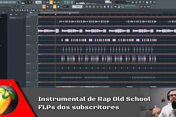 Instrumental de Rap Old School